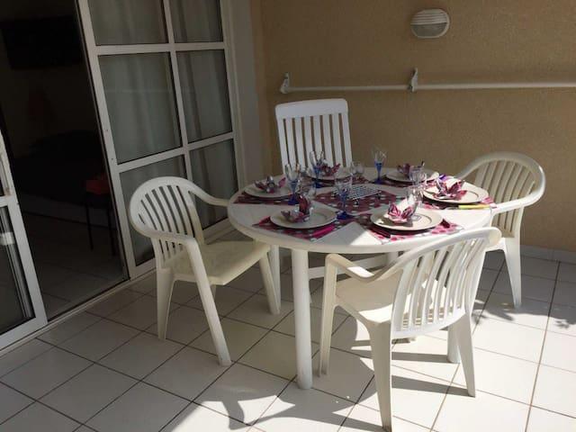 Beau deux pièces tout équipé pour 4/5 pers 91LA - Saint-Raphaël - Apartment