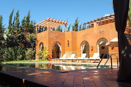 un havre de paix au milieu des arganiers - Marrakech
