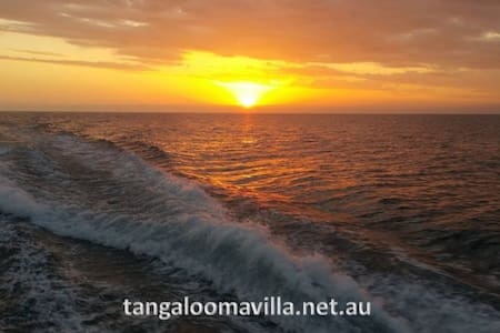 TangaloomaResort Absolute Beachfront 2 level Villa - Moreton Island