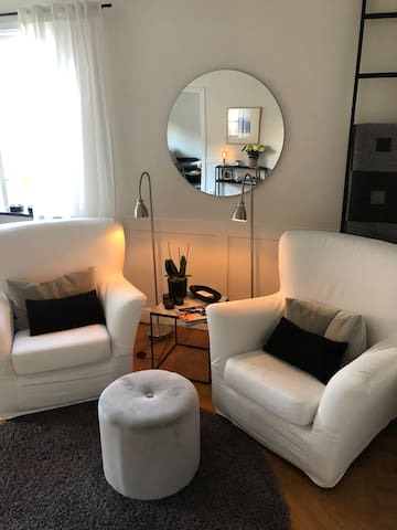 Townhouse, with easy access across Stockholm!