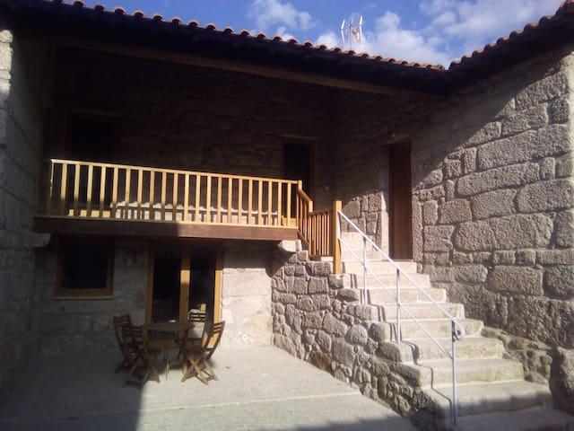 Casa da Lagiela - rural senses - Suite T1
