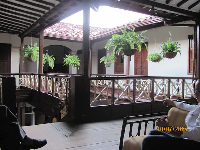 Hostal la Casona Don Juan - San Gil