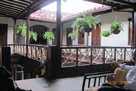 Hostal la Casona Don Juan - San Gil - Gästehaus