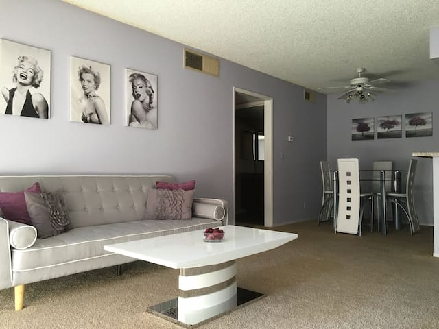 Sweet 1 Br Apartment/Near to strip - Las Vegas - Pis