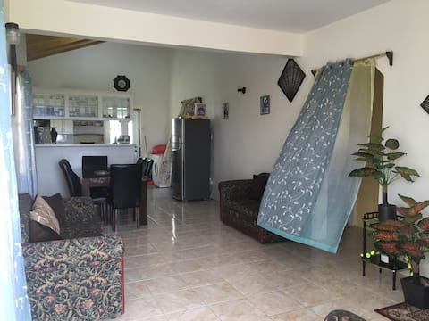 5min from airport & Basseterre w/private bathroom❤️