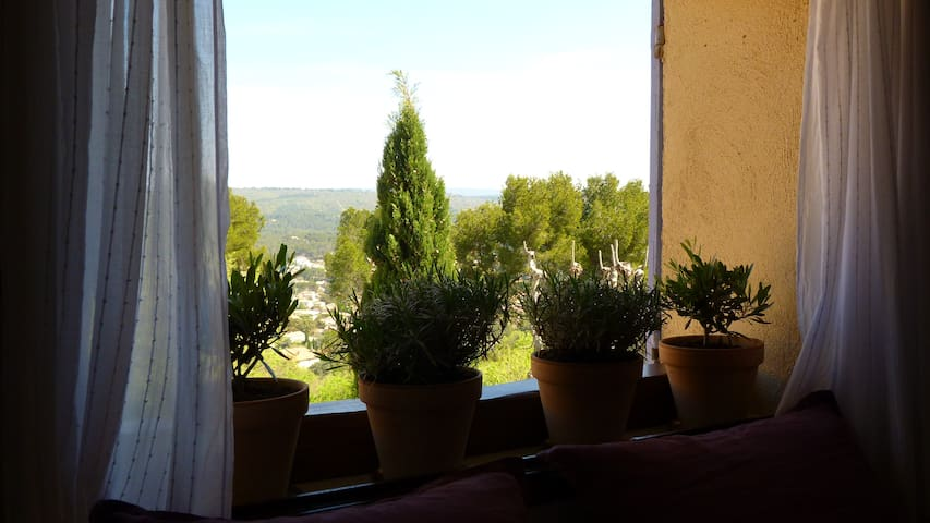Sous un toit de Provence... - Ventabren - Huis