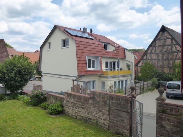 """Ferienwohnung """"Max und Moritz"""""""
