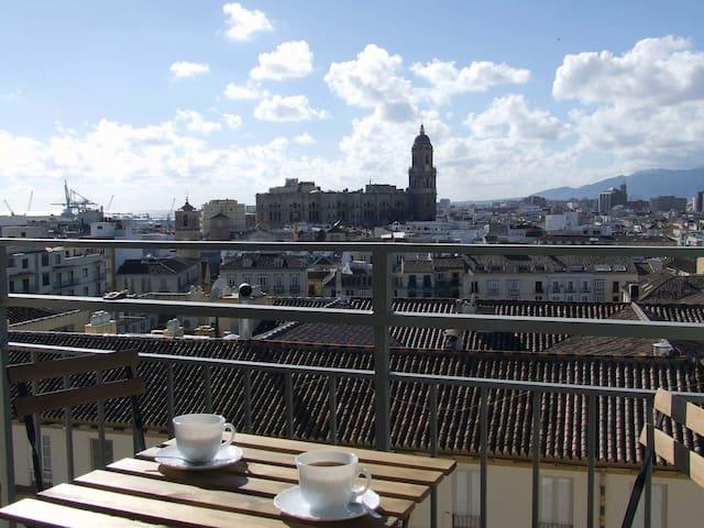 Apartamento Vista Málaga