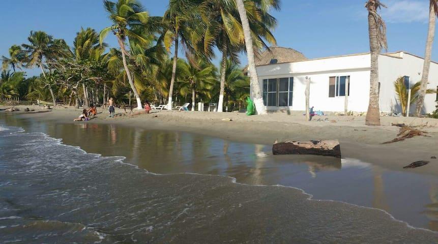 Casa en la Playa Dolphingreen hostal