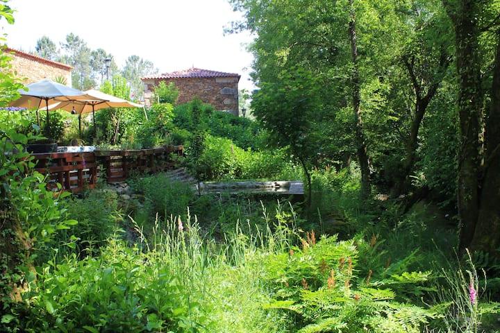 Exclusive Eco House, between a river and El Camiño
