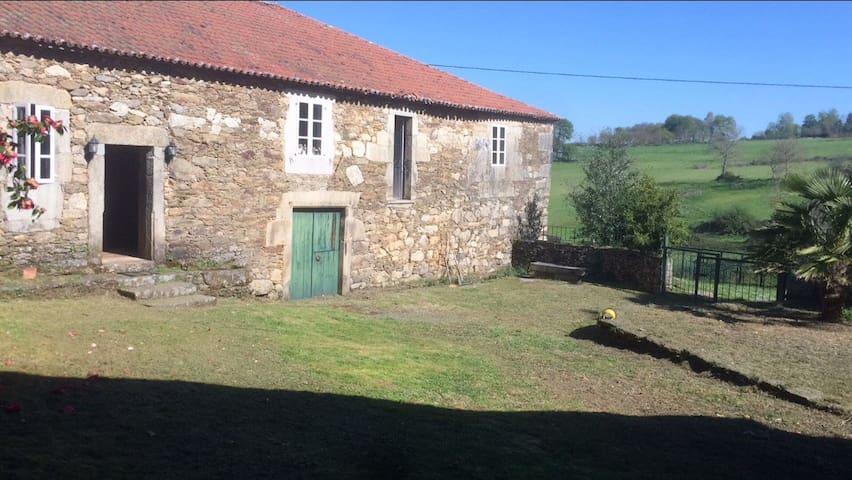 Galicia Rural, Finca das Augas - Piñoi - Ev