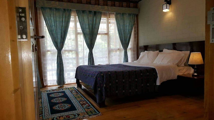 Thimphu  (Semtokha Villa )Bed Room # 5