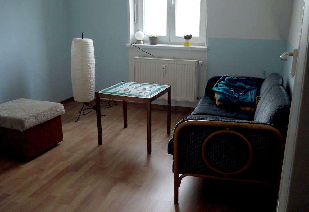 Small cozy livingroom / Kleines gemütliches Wohnzimmer