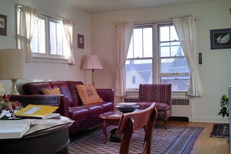 Elegant suite in historic neighborhood. - 拉勒米(Laramie) - 公寓