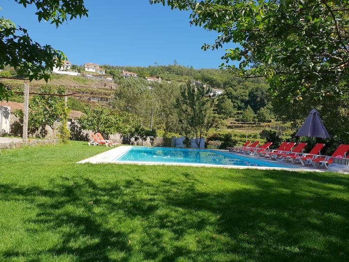 T3 sublime com jacuzzi e piscina - Casa Namorados