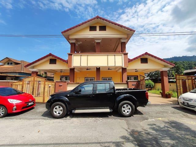 HomeStay Bungalow Raudhatul Aisyah, Rawang