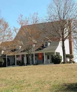Country home near Clemson, Anderson & Greenville - Williamston - House