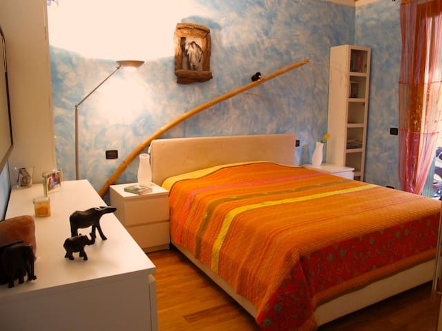 Doubleroom, near Venice or Treviso by Train or bus - Preganziol - Huoneisto