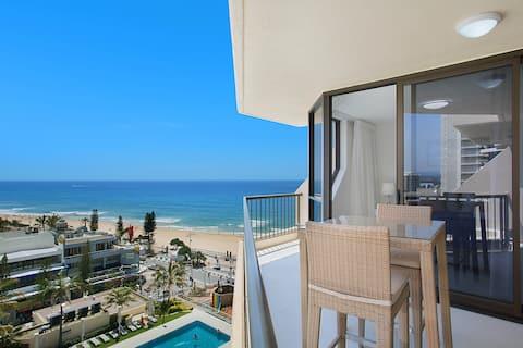 Paradise Centre Level 13 1 Bedroom Ocean View