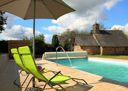Le Hutereau - Chenin - Heated Pool - Saint-Denis-de-Gastines