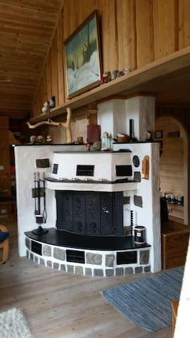 517 Eikerapen, Koselig hytte - Åseral - Cabaña