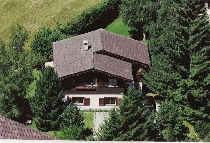 Swiss Chalet in Klosters
