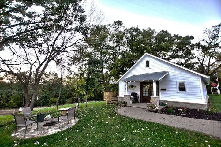 The Corn Crib Bed and Breakfast - Indianola - Szoba reggelivel