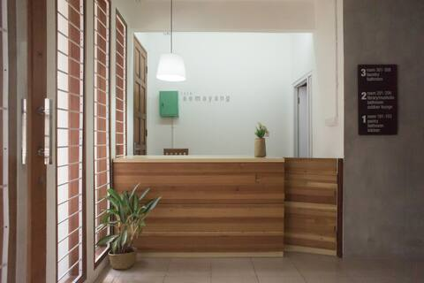 Compact functional space in the heart of Jakarta