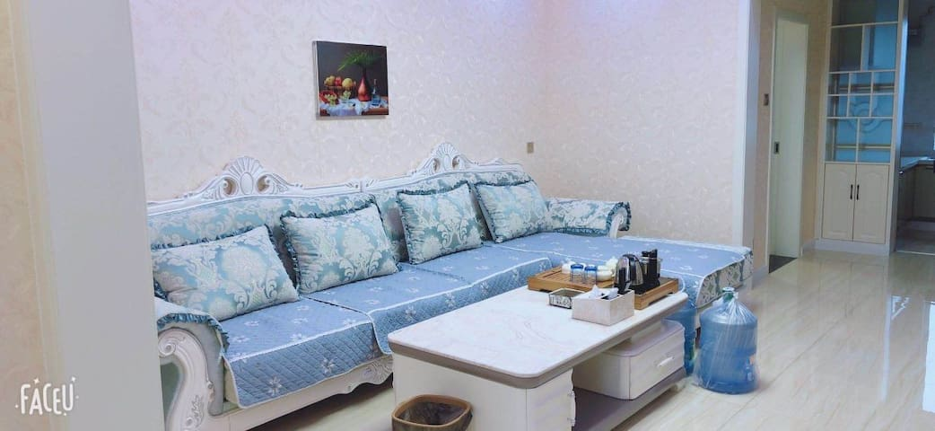 临汾舒客精品公寓(五洲国际一部)