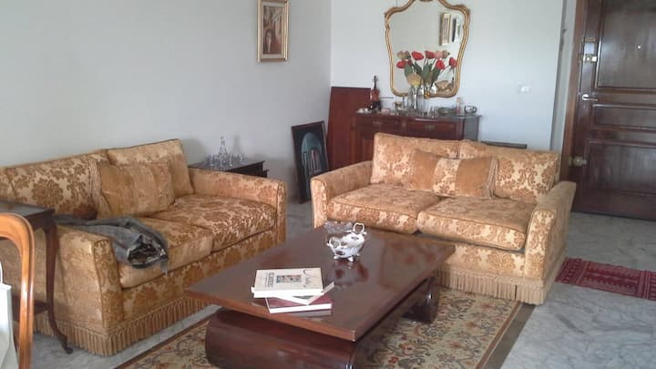 TRES BELAPPARTEMENT A SALAMBO