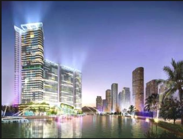 Rockwell Makati & Pasig River View  2BR 2Bath - Mandaluyong - Kondominium