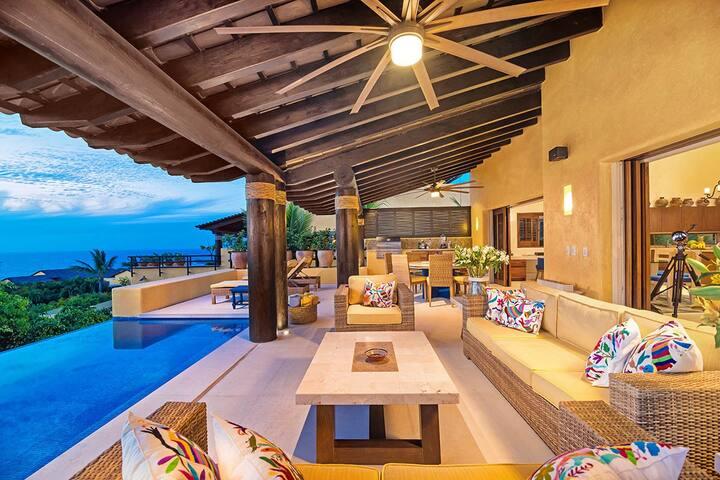Villa Maria at the Four Seasons
