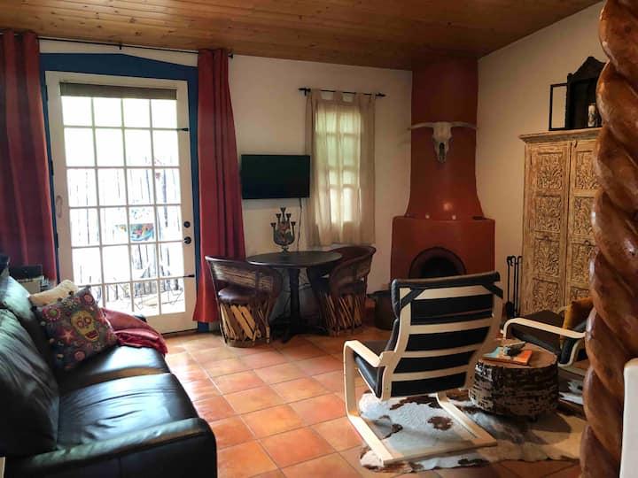 Long term rental only:Casa  Encantada #3 studio