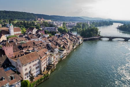 holidayhouse / holidayflat old city Rheinfelden