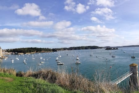 Saint-Malo: proche Solidor, plages et intra muros