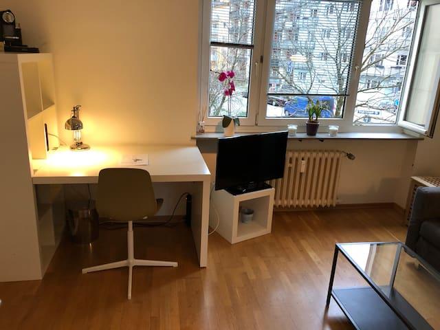 Modern flat in München Schwabing