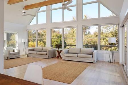 New sun-filled relaxing modern Montauk home - Montauk - 独立屋