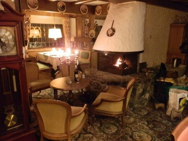 5 persoons familie kamer in Winterberg - Winterberg - Bed & Breakfast