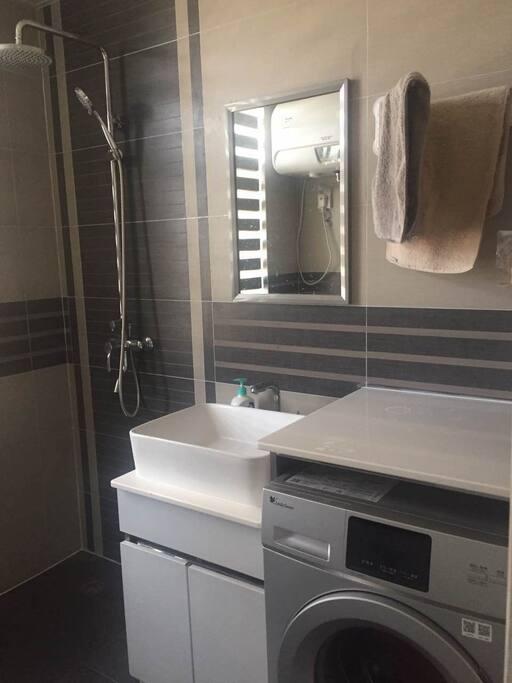 客人使用的独立卫生间