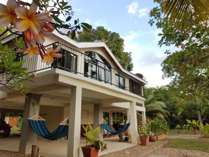 White Orchid Villa Belize