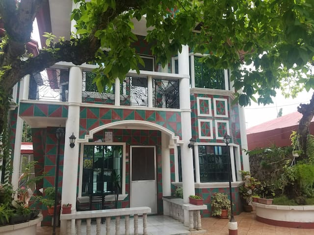 Twin house in Silay near Airport, 2