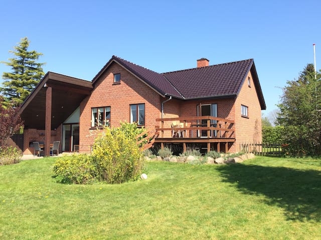 Family-home close to the City - Odense - Rumah