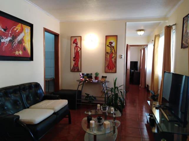casa de verano en pleno centro de valparaiso