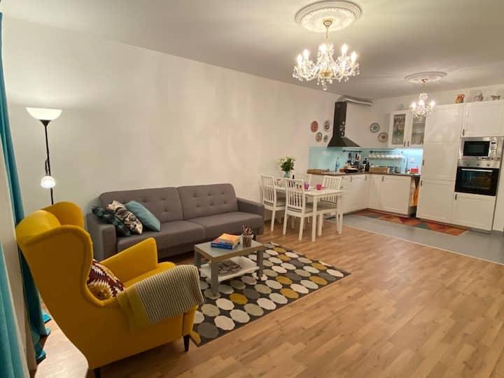 ★new beautiful cozy★ 75m² | bright| spacious 