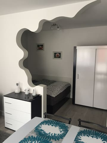 Charmantes 1-Zimmer-Apartment in der Altstadt