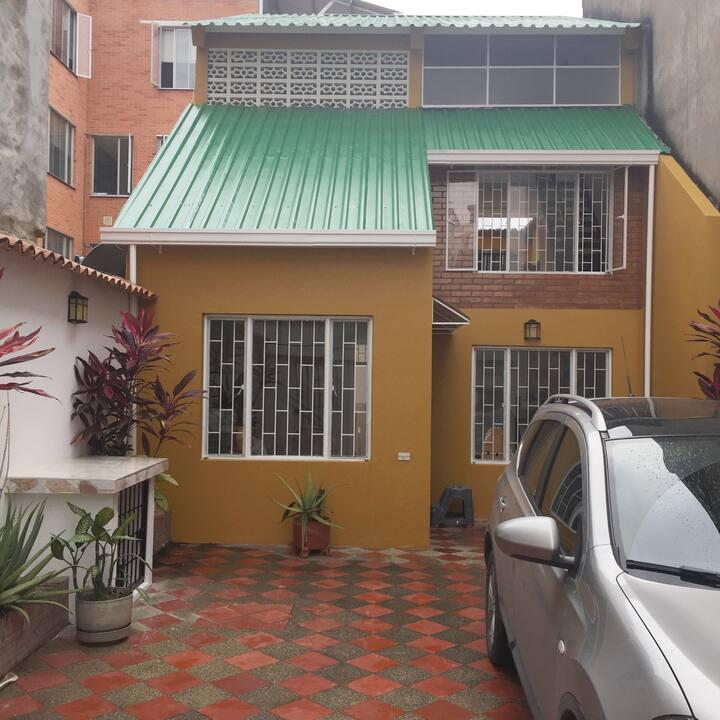 Hermosa casa en Anapoima cundinamarca