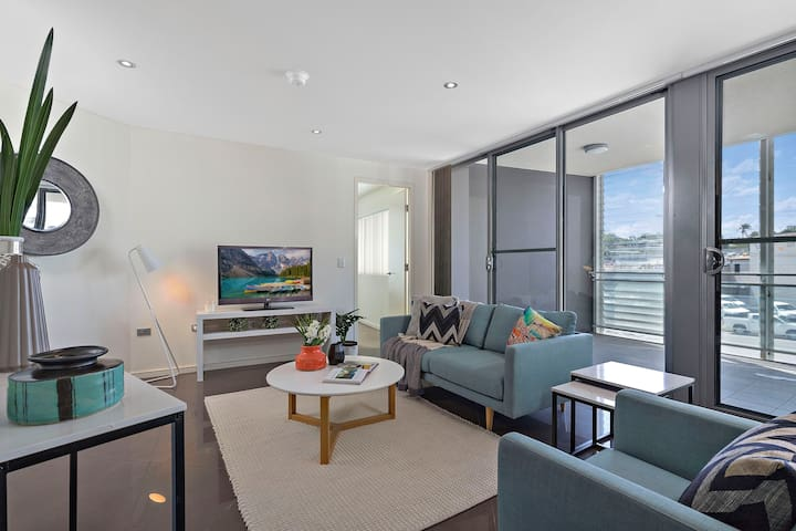 Strathfield Modern North Facing 2 Bed Apartment