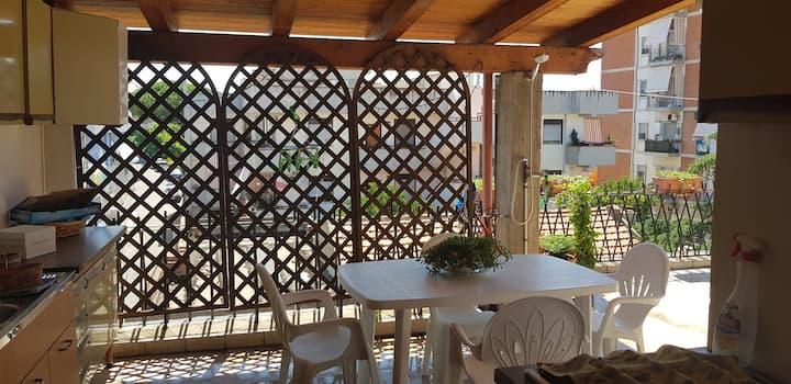 La casa di Nonna Ida a Villafranca Tirrena