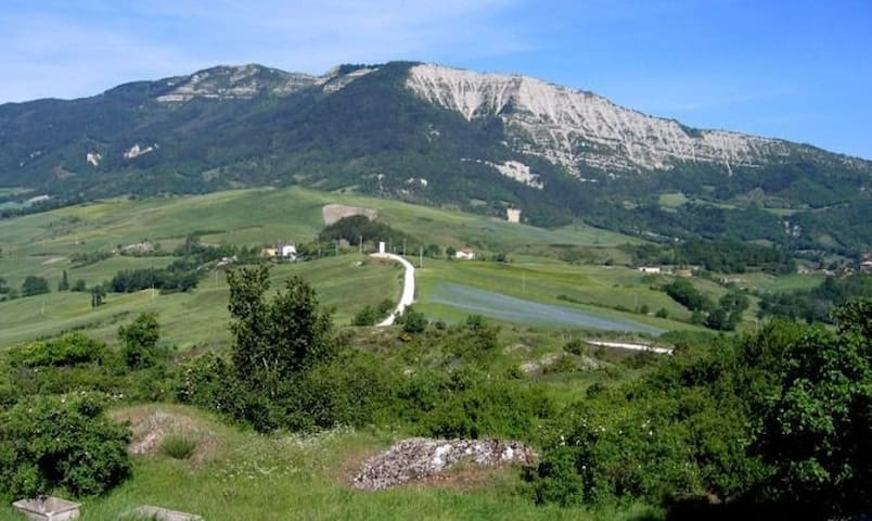 Casa in parco naturale montano