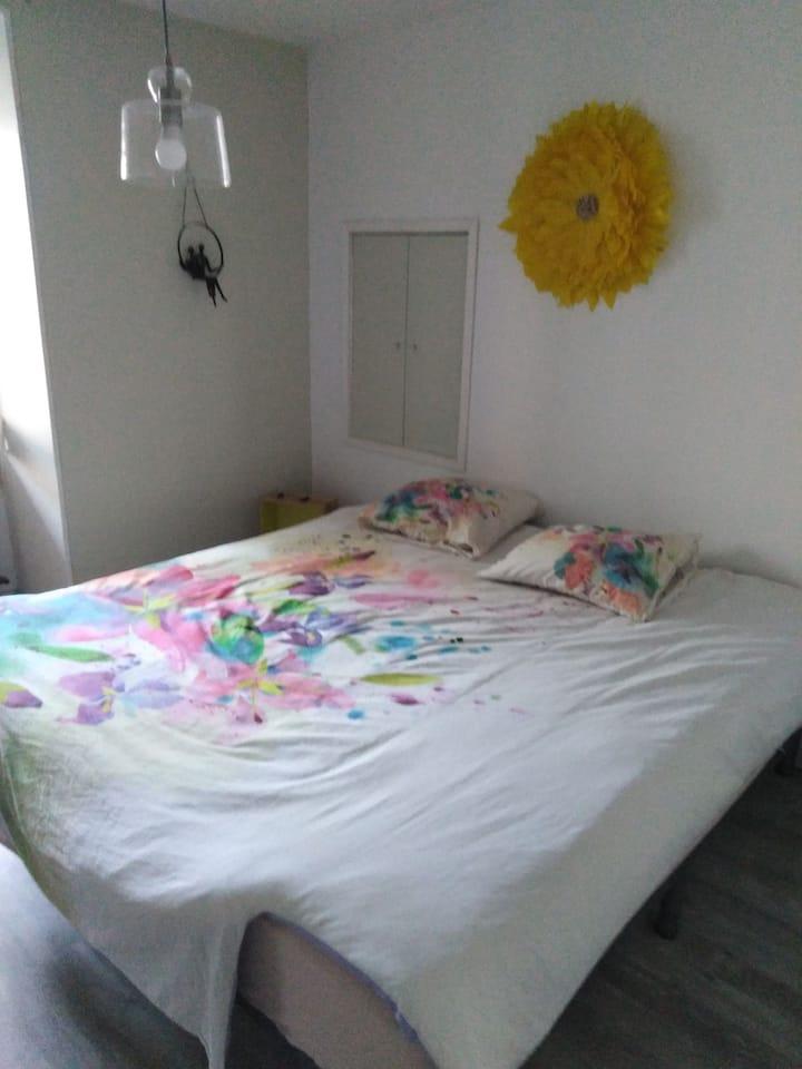 Belle chambre au centre ville de Montbéliard